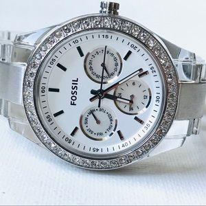 Fossil Stella Women's Multifunction Watch Day Date